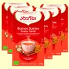 Buenas Noches Rooibos Vainilla Bio - Yogi Tea - Pack 6 x 17 infusiones