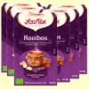Rooibos Bio - Yogi Tea - Pack 6 x 17 infusiones