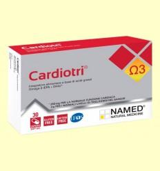 Cardiotri - Named - 30 cápsulas de gel
