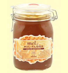 Miel Milflores - Mielar - 1,5 kg