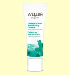 24h HydraLotion Hidratación y Frescura - Weleda - 30 ml