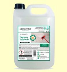 Ecodetergente de Suelos y Baldosas - Biocenter - 5 litros