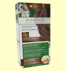 Alkolor Castaño Chocolate 4.5 - Biocenter - 155 ml