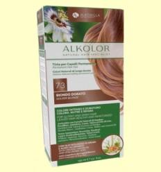 Alkolor Rubio Dorado 7.3 - Biocenter - 155 ml