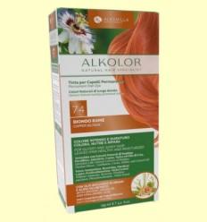 Alkolor Rubio Cobre 7.4 - Biocenter - 155 ml
