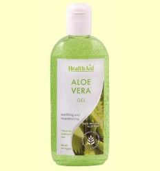 Gel de Aloe Vera - Health Aid - 250 ml