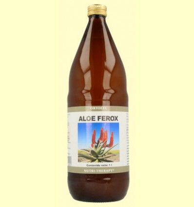 Aloe Ferox - Zumo de Aloe Ferox - Ortocel - 1 litro