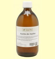 Aceite de Jojoba Puro sin mezclar de excelente calidad - 500 ml