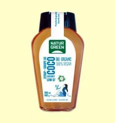 Sirope de Coco Eco - NaturGreen - 360 ml