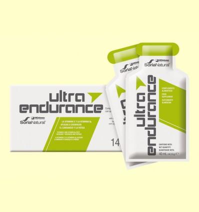 Ultra Endurance - Soria Natural - 14 geles