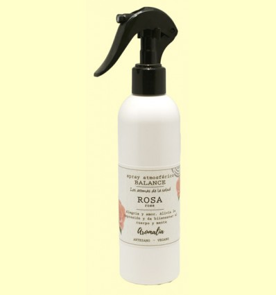 Ambientador Spray Atmosférico Rosa - Aromalia - 250 ml