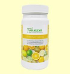 Vitamina C 500 mg - Naturlider - 30 cápsulas