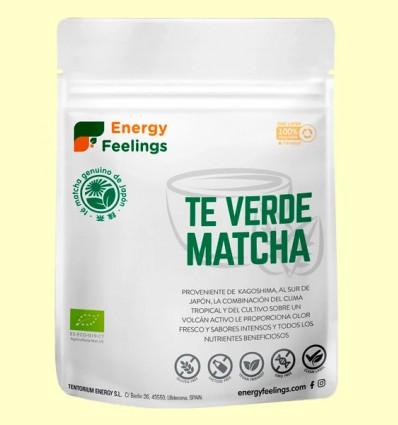 Té Matcha Ecológico - Energy Feelings - 200 gramos