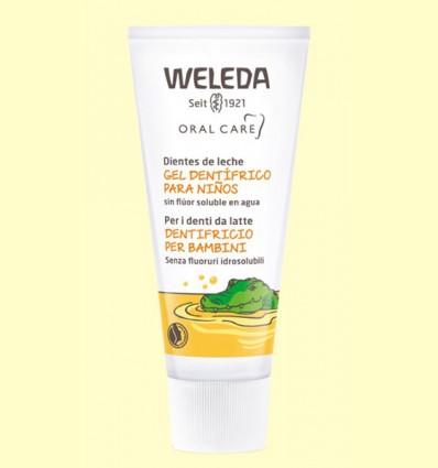 Gel dentífrico para niños - Oral Care - Weleda - 50 ml