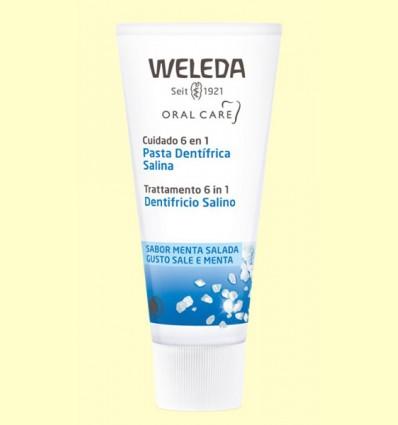 Pasta dentrifica salina - Weleda - 75 ml