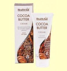 Crema de Manteca de Cacao - Línea Cuidado Sensible - Health Aid - 75 ml
