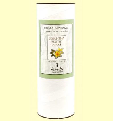 Mikado Ambientador Flor de Tiare - Aromalia - 100 ml