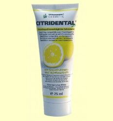 Citridental Activo - Dentífrico pomelo y mirra - Sanitas - 75 gramos
