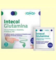 Intecol Glutamina - Sakai - 15 sobres