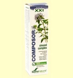 Composor 16 Sinusol Complex XXI - Soria Natural - 25 ml