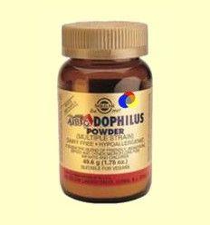 ABC Dophilus en polvo - Solgar - 49,6 gramos ******