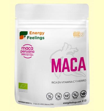 Maca Mix en Polvo Eco - Energy Feelings - 200 gramos