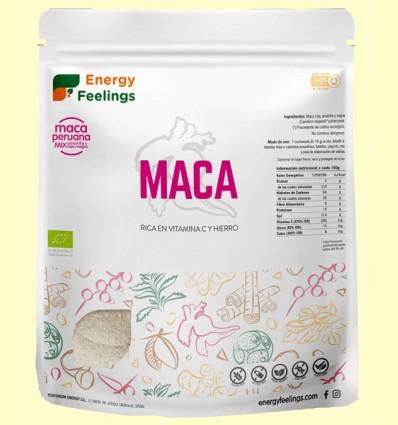 Maca Mix en Polvo Eco - Energy Feelings - 1 kg