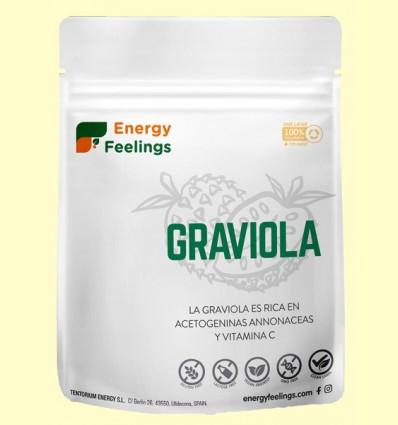 Graviola en Polvo - Energy Feelings - 150 gramos