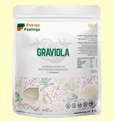 Graviola en Polvo - Energy Feelings - 1 kg