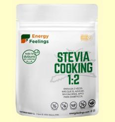 Stevia Cooking 1:2 - Energy Feelings - 200 gramos