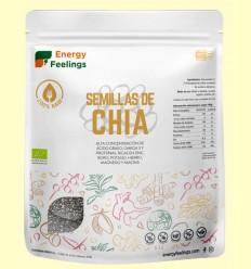Semillas de Chía Eco - Energy Feelings - 1 kg