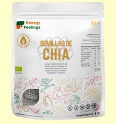 Semillas de Chía Eco - Energy Feelings - 500 gramos