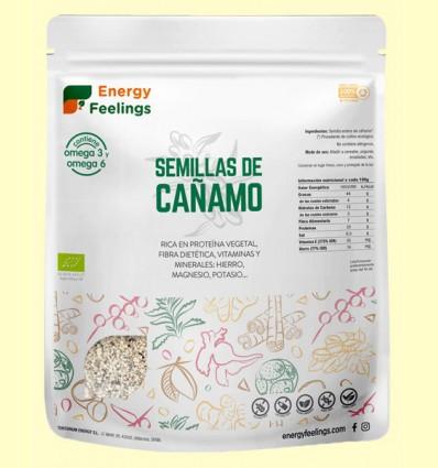Cáñamo Semilla Entera Eco - Energy Feelings - 1 kg