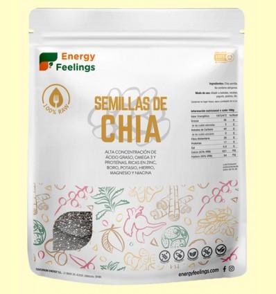 Semillas de Chía - Energy Feelings - 1 kg