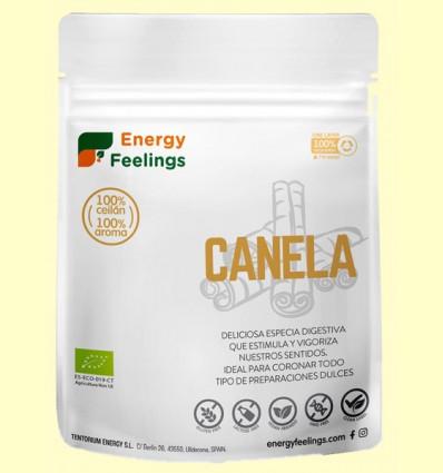 Canela en Polvo Eco - Energy Feelings - 200 gramos