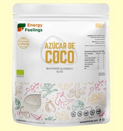 Azúcar de Coco Eco - Energy Feelings - 1 kg