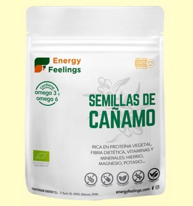 Cáñamo Semilla Entera Eco - Energy Feelings - 200 gramos