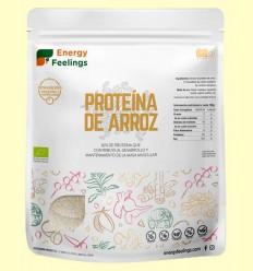 Proteína de Arroz Eco - Energy Feelings - 1 kg
