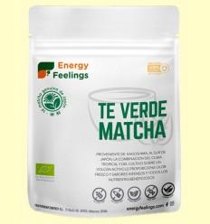 Té Matcha Ecológico - Energy Feelings - 100 gramos
