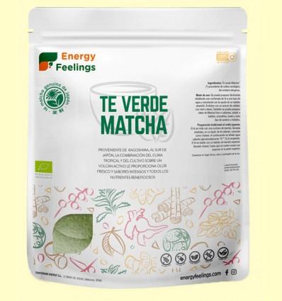Té Matcha Ecológico - Energy Feelings - 1 kg