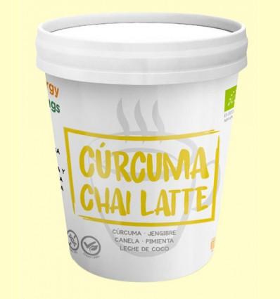 Cúrcuma Chai Latte Eco - Energy Feelings - 250 gramos
