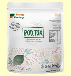Bod Tox Eco - Energy Feelings - 500 gramos