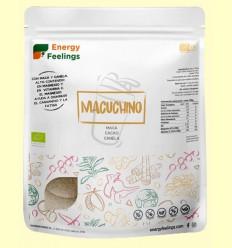 Macuchino Eco Vigorizante - Energy Feelings - 500 gramos
