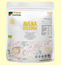 Copos de Avena Eco - Energy Feelings - 1 kg