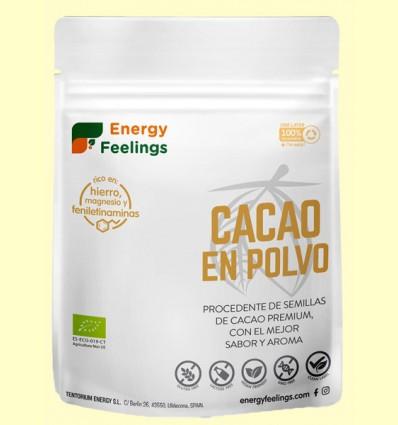 Cacao en Polvo Eco - Energy Feelings - 200 gramos