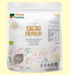 Cacao en Polvo Eco - Energy Feelings - 500 gramos