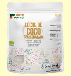Leche de Coco en Polvo Eco - Energy Feelings - 1 kg