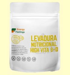 Levadura Nutricional Vita B y D - Energy Feelings - 75 gramos