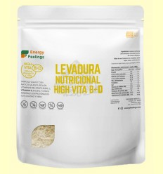 Levadura Nutricional Vita B y D - Energy Feelings - 250 gramos