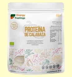 Proteína de Calabaza Eco - Energy Feelings - 500 gramos